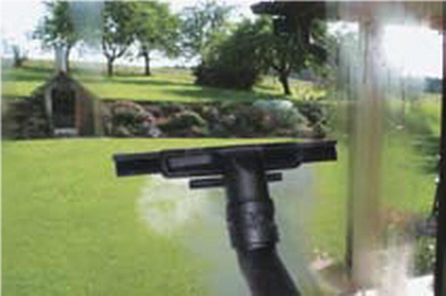 Dampfsauger mieten Fensterreinigung