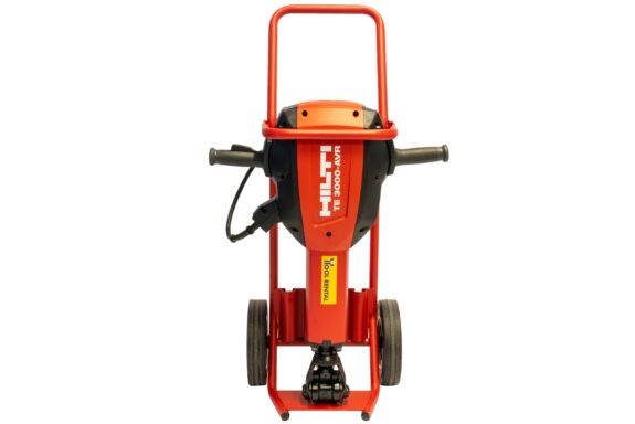Hilti TE-3000 mit Trolley
