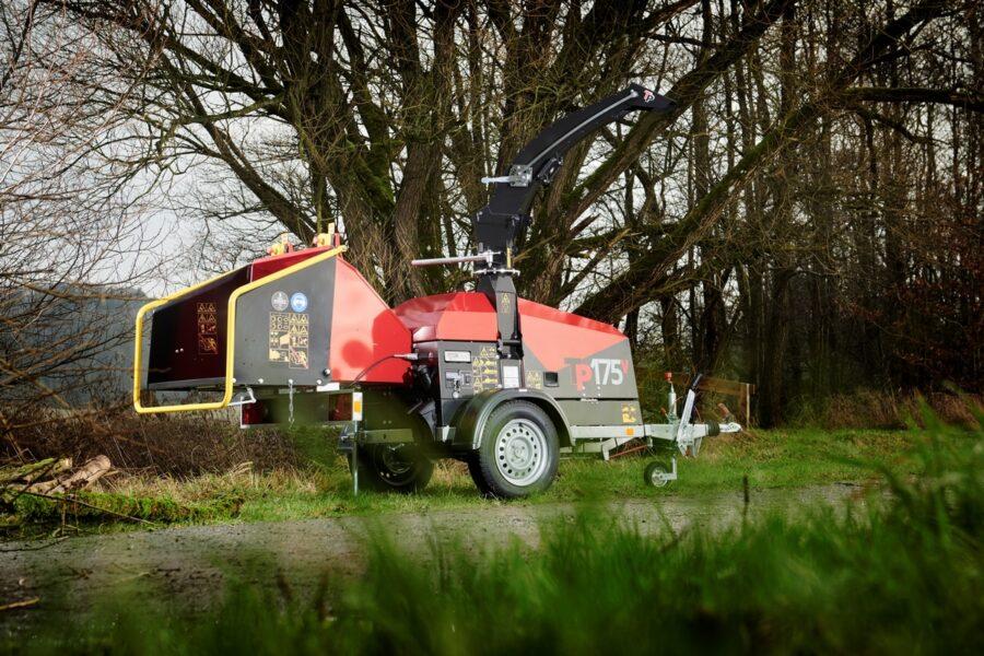Diesel Holzhacker in Mettmann mieten