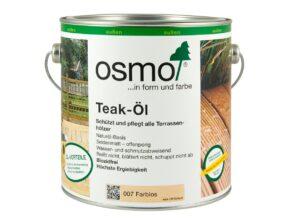 Osmo Teak Öl farblos kaufen
